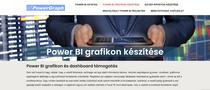 Power BI oktatás és szolgáltatás, KPI query riport készítése